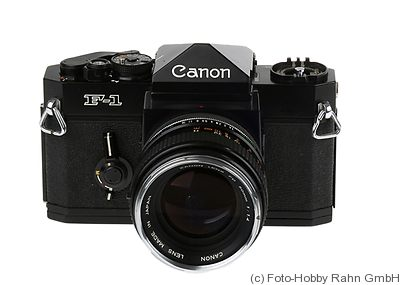 Canon: Canon F-1 (dummy) camera
