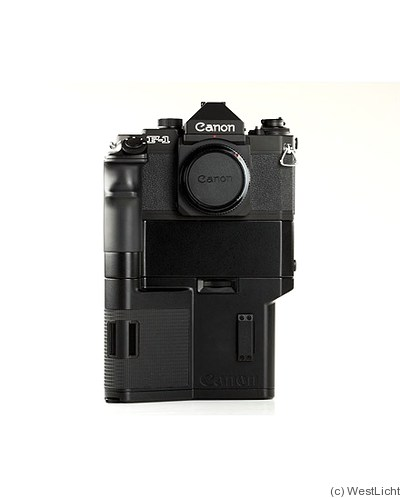 Canon: Canon F-1N High-Speed camera