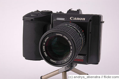 Canon: Canon RC 760 camera