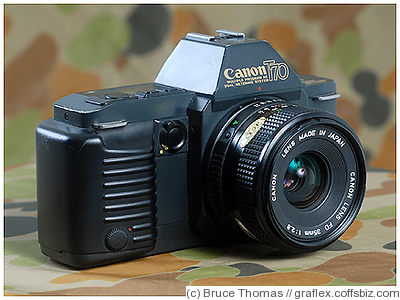 Canon: Canon T70 (US Navy) camera