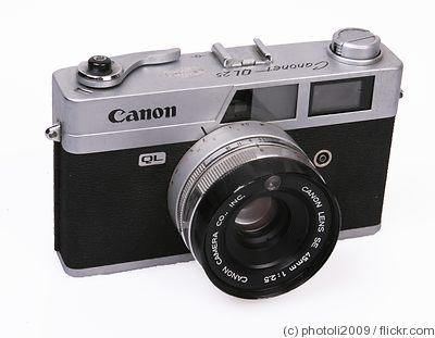 Canon Canonet Ql 25 Price Guide Estimate A Camera Value