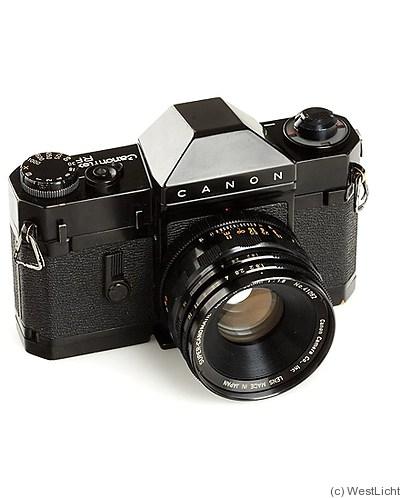 Canon: Canonflex RP black Price Guide: estimate a camera value