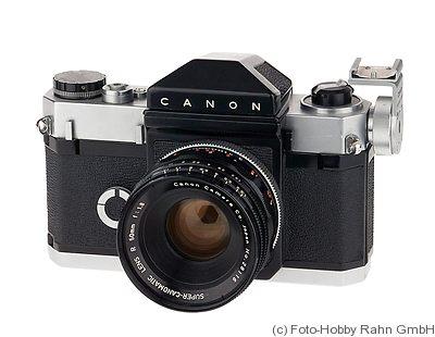 Canon: Canonflex Price Guide: estimate a camera value