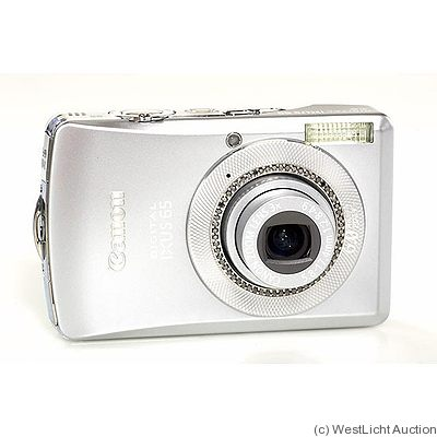 Canon: Digital Ixus 65 'Diamond Edition' camera