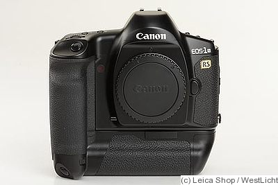 Canon: EOS 1 N RS camera