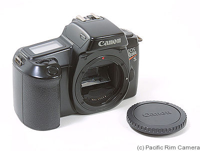 Canon: EOS 1000F (EOS Rebel S) camera