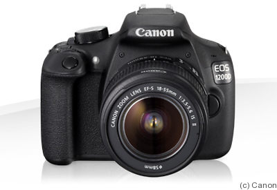 Canon: EOS 1200D (EOS Rebel T5 / EOS Kiss X70) camera