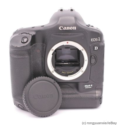 Canon: EOS-1D Mark II camera