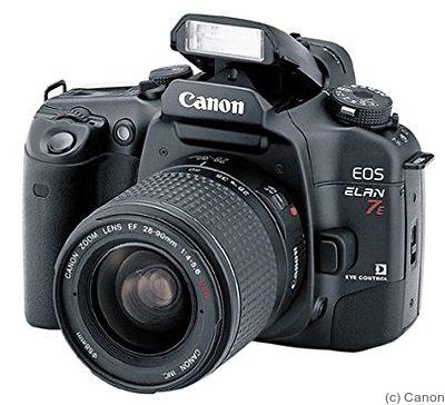 canon eos 30 eos elan 7e eos 7 price guide estimate a camera value rh collectiblend com Canon Elan Camera canon elan 7 instruction manual