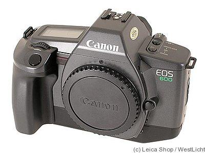 canon eos 600 eos 630 eos 630 qd price guide estimate a camera rh collectiblend com Canon EOS 7D Parts canon eos 600 film camera manual