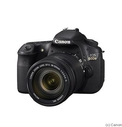 Canon: EOS 60Da camera