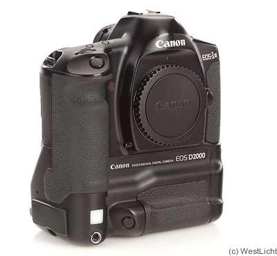 Canon: EOS D2000 camera
