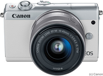 Canon: EOS M100 camera