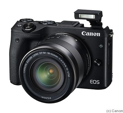 Canon: EOS M3 camera