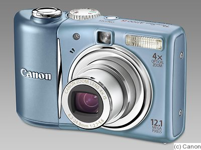 Canon: PowerShot A1100 IS camera