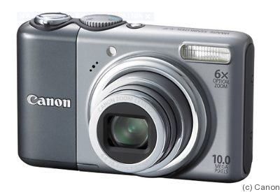 Canon: PowerShot A2000 IS camera