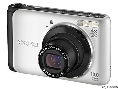 Canon: PowerShot A3000 IS camera