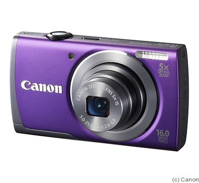 Canon: PowerShot A3500 IS camera