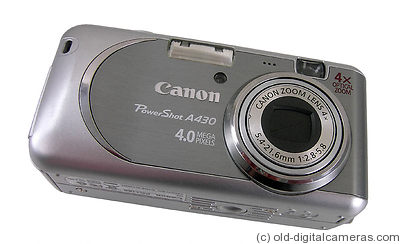 canon powershot a430 price guide estimate a camera value rh collectiblend com Canon PowerShot SD1100 Is Canon Cameras