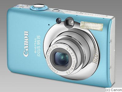 Canon: PowerShot SD1200 IS (Digital IXUS 95 IS / IXY DIGITAL 110 IS) camera