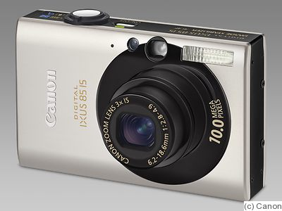 Canon: PowerShot SD770 IS (Digital IXUS 85 IS / IXY Digital 25 IS) camera
