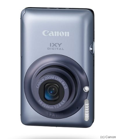 Canon: PowerShot SD940 IS (Digital IXUS 120 IS / IXY Digital 220 IS) camera