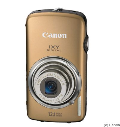 Canon: PowerShot SD990 IS (Digital IXUS 980 IS / IXY Digital 930 IS) camera