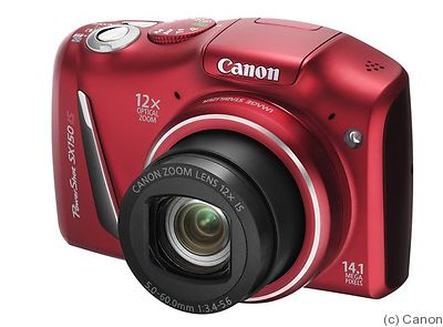 Canon: PowerShot SX150 IS camera