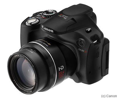 Canon: PowerShot SX30 IS Price Guide: estimate a camera value
