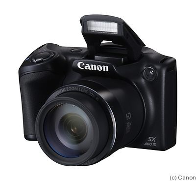 Canon: PowerShot SX400 IS camera