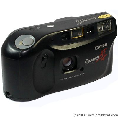 Canon: Snappy AF camera
