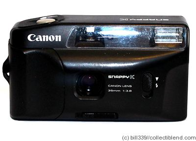 Canon: Snappy K camera