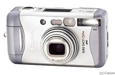 Canon: Sure Shot 130u (Prima Super 130 / Autoboy N130) camera