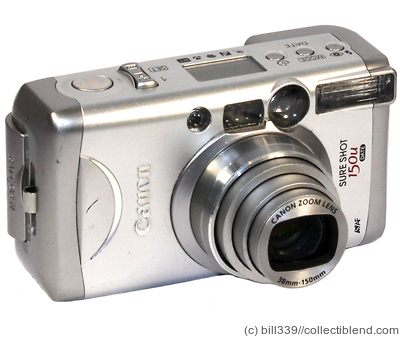 Canon: Sure Shot 150u (Prima Super 150u / Autoboy N150) camera