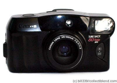 Canon: Sure Shot 80 Tele (Prima BF Twin / Autoboy BF 80) camera