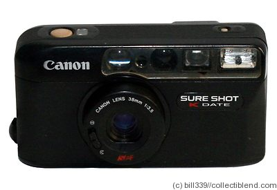 Canon: Sure Shot K camera