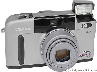 Canon: Sure Shot Z135 (Prima Super 135 / Autoboy S II) camera