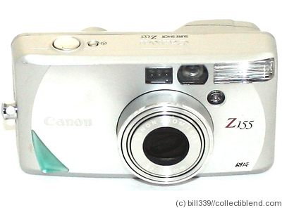 Canon: Sure Shot Z155 (Prima Super 155 / Autoboy 155) camera