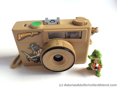 Certex S.A.: Indiana Jones Camara Safari camera