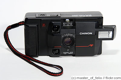 Chinon: Chinon 35 FA Super camera