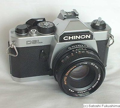 Chinon: Chinon DSL camera