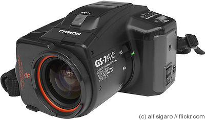 Chinon: Chinon GS-7 Reflex Zoom camera