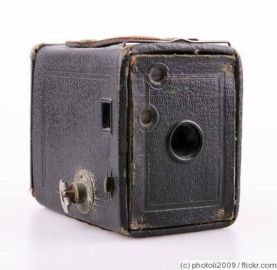 Contessa-Nettel: Costa Box (4x6.5) camera