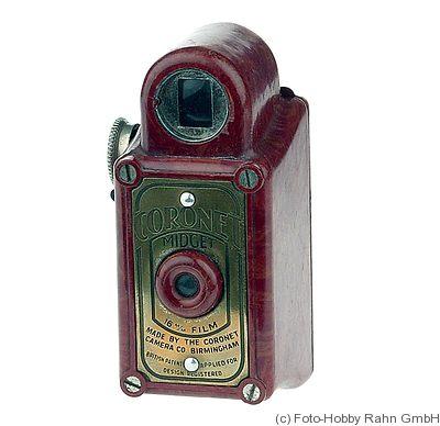 midget camera Coronet