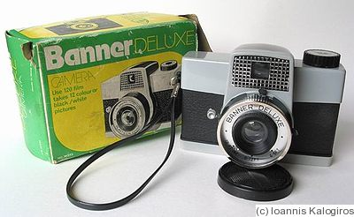 DIANA: Banner deluxe camera