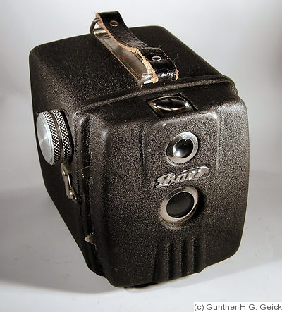 Dacora Dangelmaier: Daci (black) camera