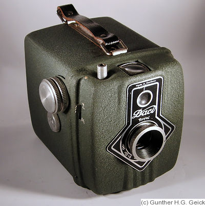 Dacora Dangelmaier: Daci (gray/green) camera
