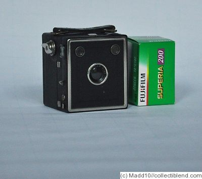 Eho-Altissa: Eho Box (3x4, baby-box) camera
