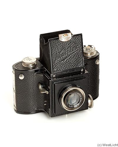 Eichapfel: Noviflex (Model 1) camera