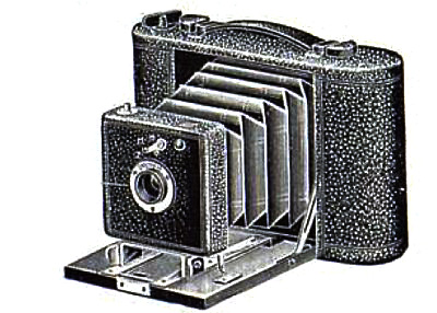 Ernemann: Bob II (horizontal) camera
